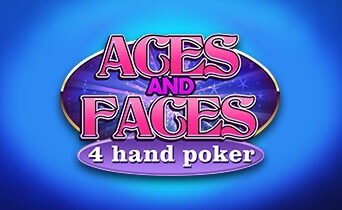 игровые автоматы Aces and Faces 4-Hand Poker