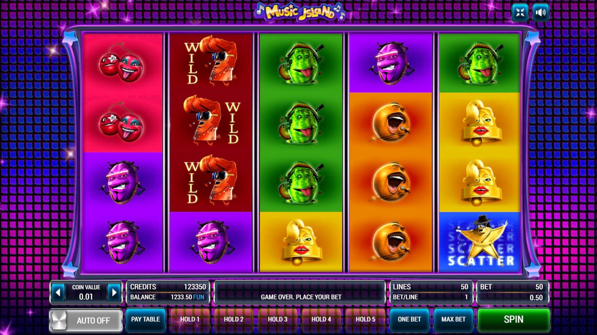 Фрукти і королі ігровий автомат