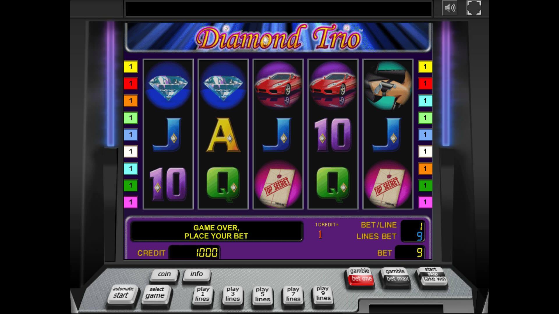 Игровой автомат шарки бесплатно